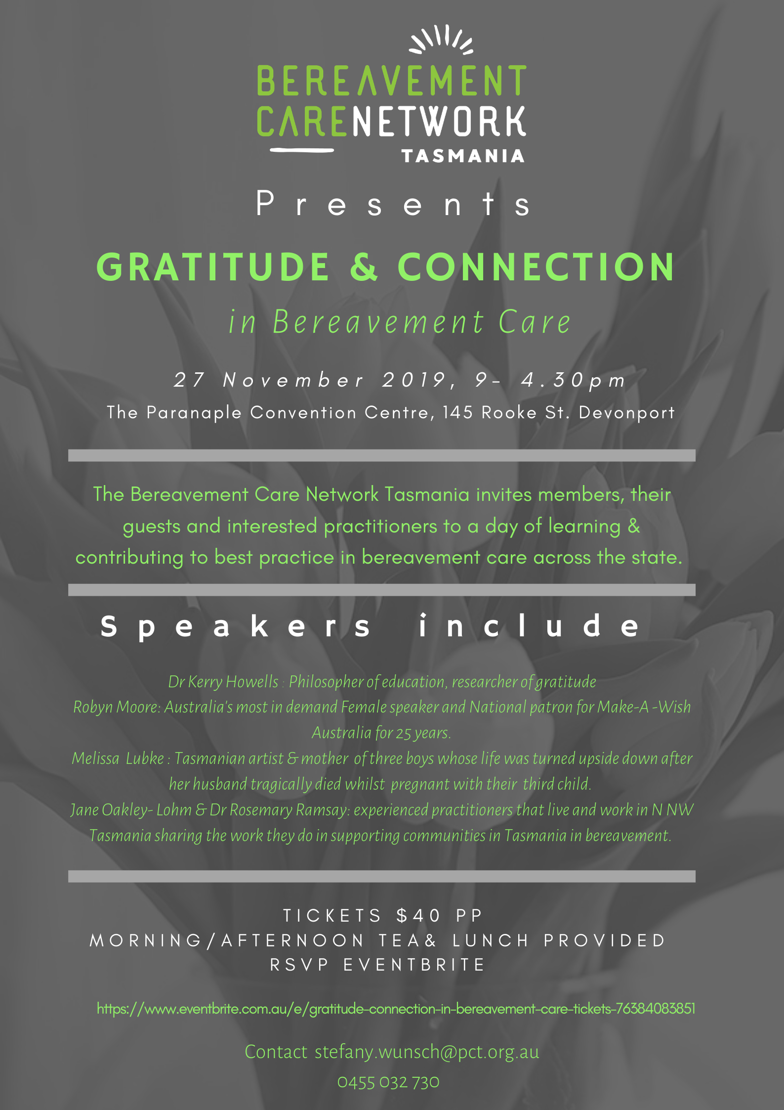 Gratitude and Connection